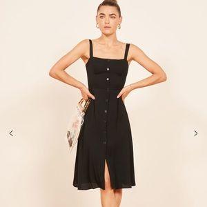 659c4438d26e Reformation persimmon Dress